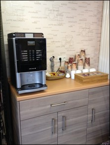 Cafe-Automat